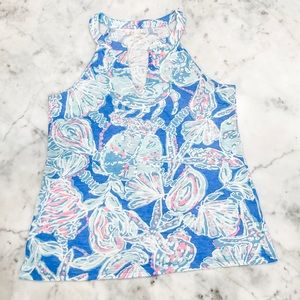 🌺🌺 LILLY PULITZER tank 🌺🌺